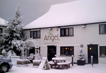 The Angel Inn Christmas